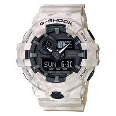 gshock GA700WM-5A wavy marble mens utility watch
