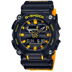 gshock GA900A-1A9 industrial mens analog digital watch