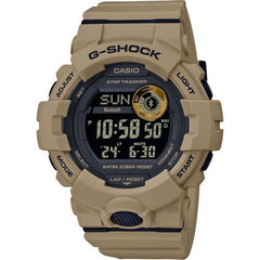 gshock GBD800UC-5 power trainer mens utility color watch