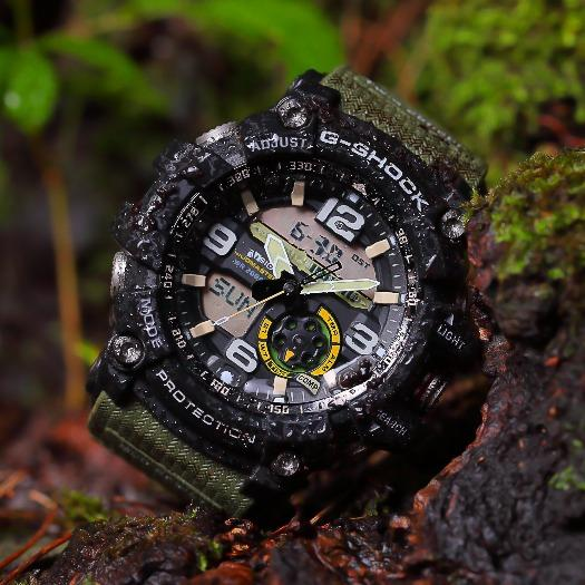 gshock GG1000 1A3 master of g mens mudmaster watch