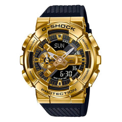 gshock GM110G-1A9 gold mens steel watch