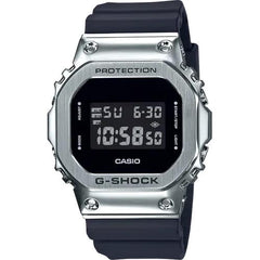 gshock GM5600-1 steel mens digital watch