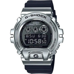 gshock GM6900-1 steel mens digital watch