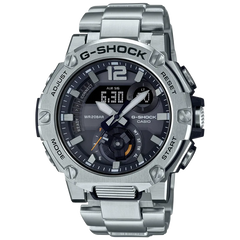 gshock GSTB300E-5A gsteel mens carbon core watch