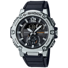 gshock GSTB300S-1A g steel mens carbon core watch