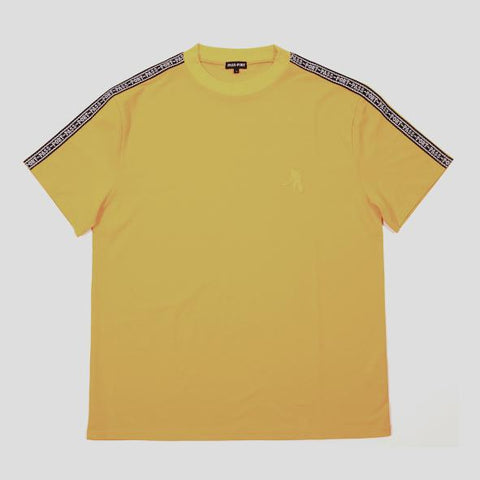 "PASS~PORT ""BARBS RIBBON"" S/S TEE GOLD"