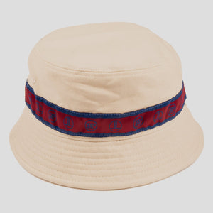 L.L. Ribbon Bucket Hat (Natural)
