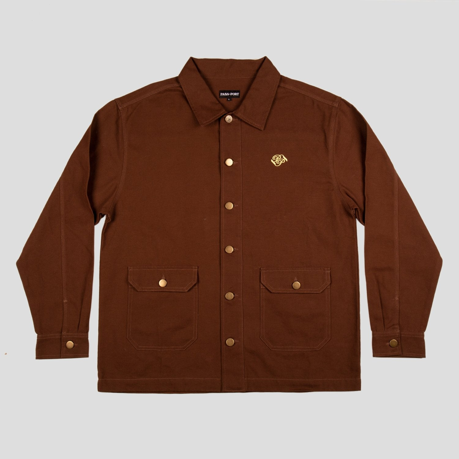 Masters Jacket (Brown)
