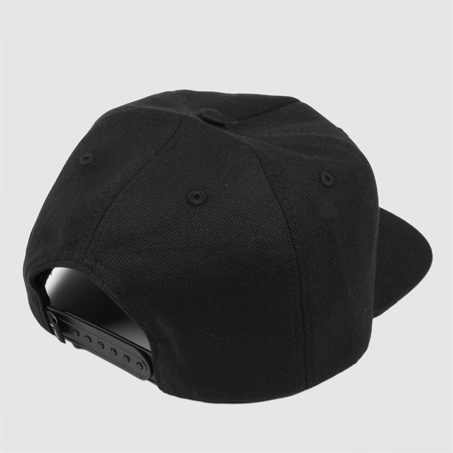 Missing Tilde 5-Panel Cap (Black)