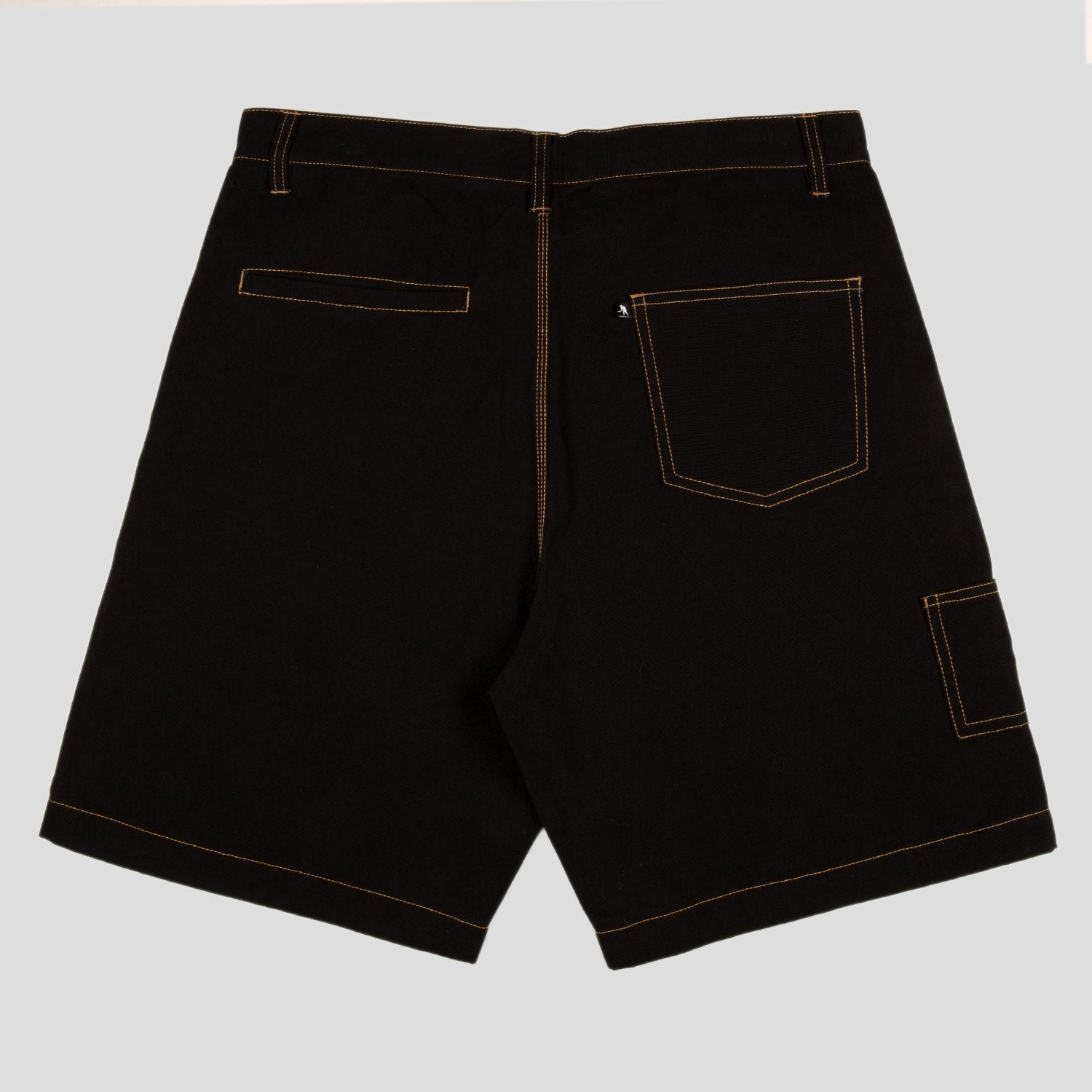 Movers Shorts (Black/Gold)