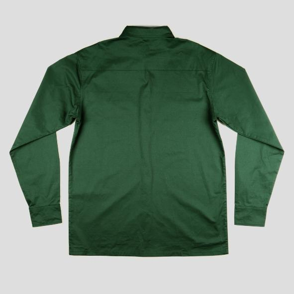 Workers Longsleeve Shirt (Forest)