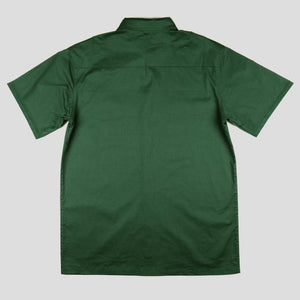 "PASS~PORT ""WORKERS"" SHIRT S/S FOREST GREEN"