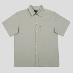 "PASS~PORT ""WORKERS"" SHIRT S/S GREY"