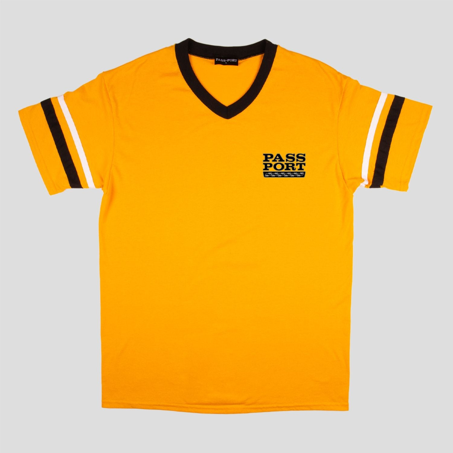 Auto Stripes Jersey (Gold/Black)