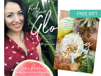 FIND YOUR GLO RECIPE BOOK