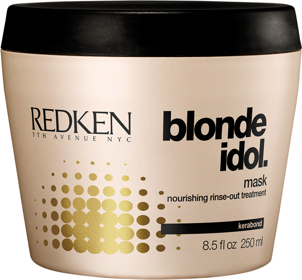 MASCARILLA BLONDE IDOL 250ml