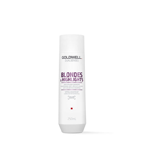 Dualsenses BL&HL Anti-Yellow Shampoo 250ml