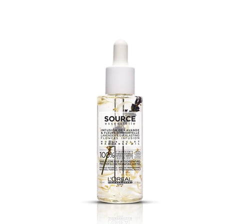 Source Essentielle ACEITE RADIANCE OIL para cabello coloreado 70ml