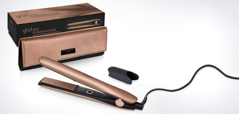 Plancha de pelo GHD GOLD® SAHARA STYLER - EARTH GOLD