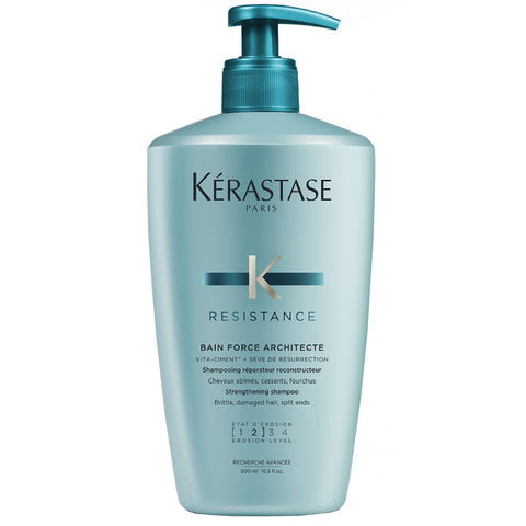 Kérastase Resistance Bain Force Architecte 500ml - WISAKO