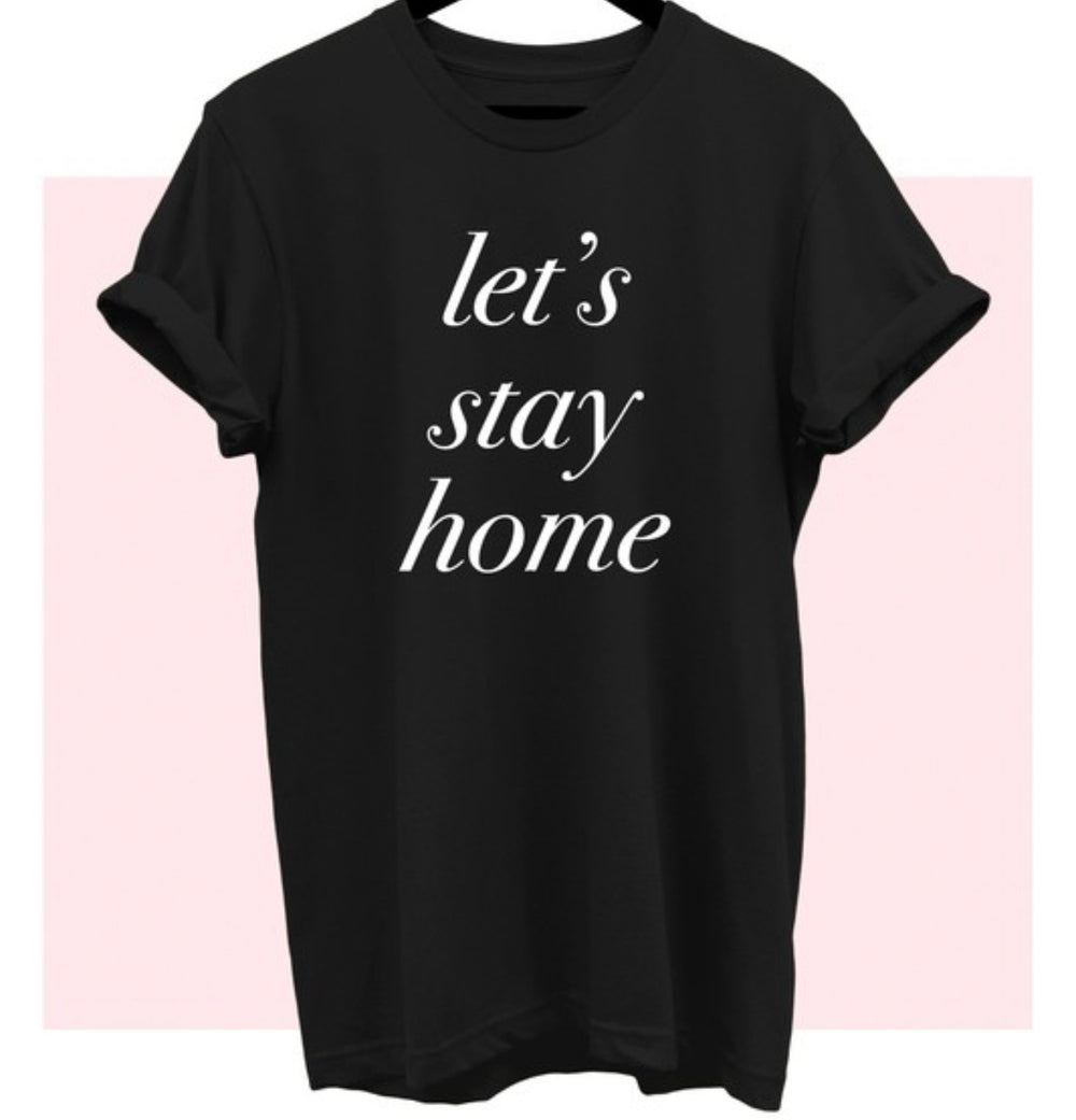 Let's Stay Home #SaferAtHome - Bougie Chic Boutique