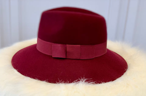 Finesse | Fedora Hat - Bougie Chic Boutique