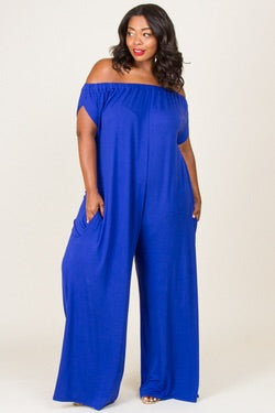 Goddess | Maxi Jumpsuit