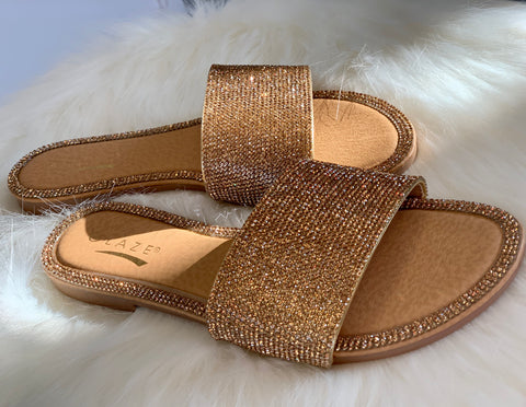 Honey | Diamond Sandals - Bougie Chic Boutique