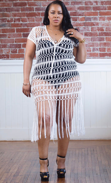 Che' | Crochet Cover Up