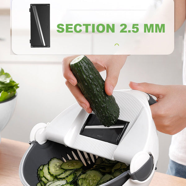 ROTATE  VEGETABLE CUTTER