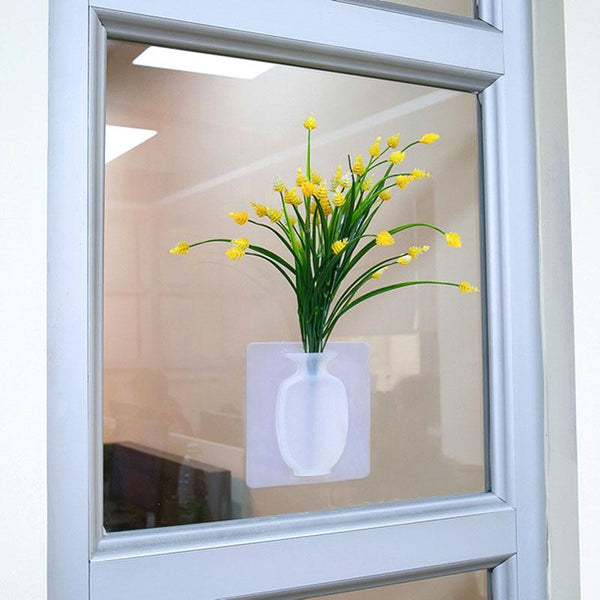 Antigravity Sticky Vase