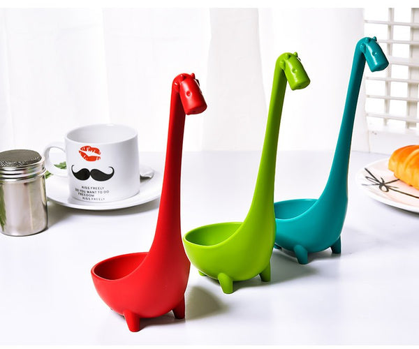 Set of 3 Giraffe Collander