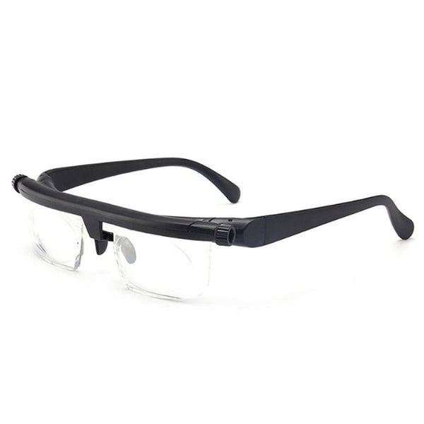 【50%↓】Focus Adjustable Eyeglasses -3 to +6 Diopters Myopia Glasses Reading Glasses
