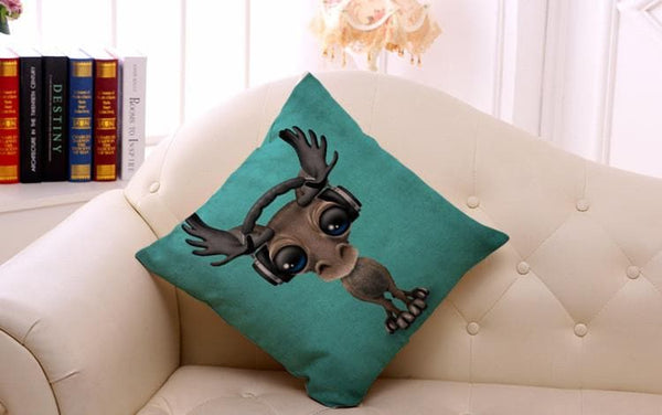 Animals Pillow Cases