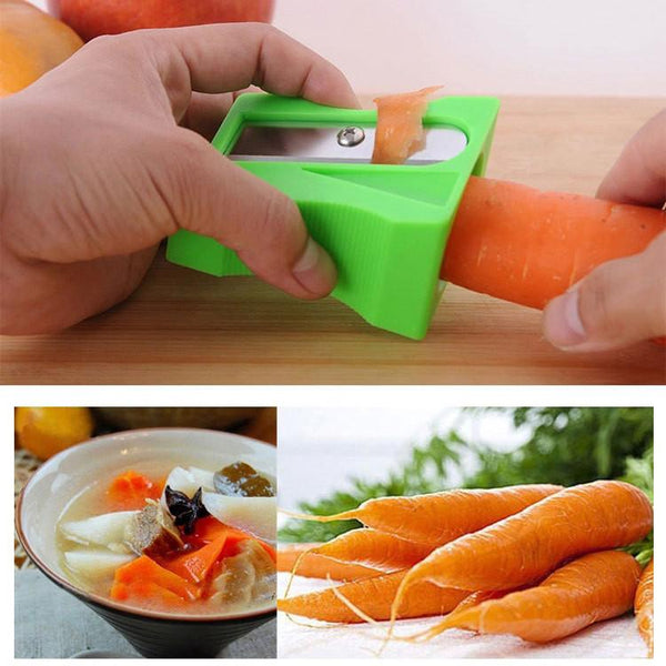 Carrot Sharpener / Peeler Kitchen Gadget