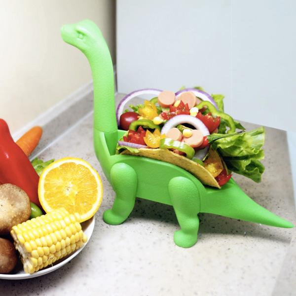 Dinosaur Food Holder