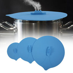 Steam Ship Silicone Lid set