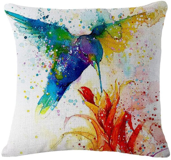 """Watercolor"" Pillow Case"