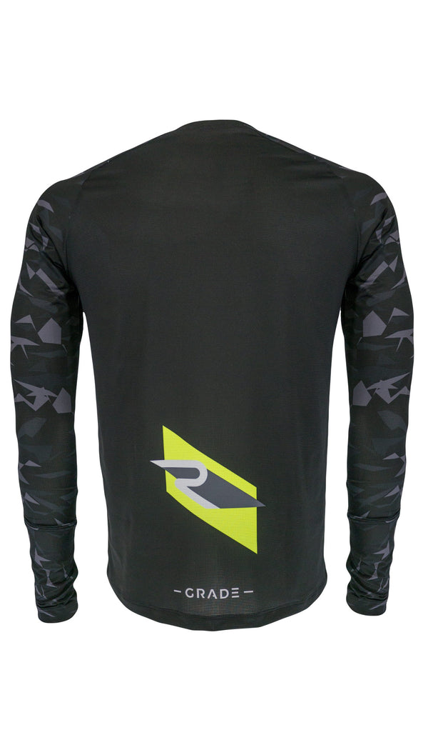 Camiseta Running Larga GRADE