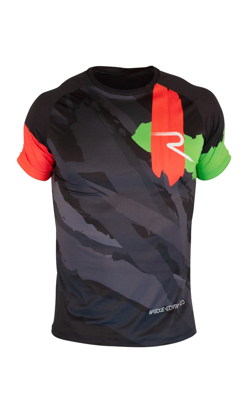 Camiseta Running BASQUE EDITION 2.0