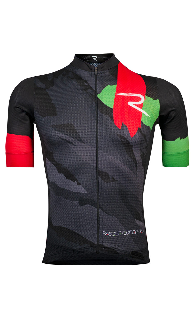 Maillot Corto BASQUE EDITION 2.0