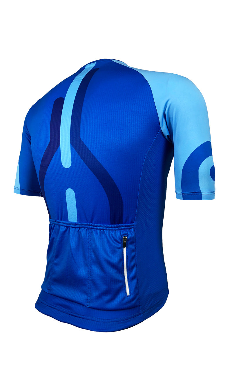 Maillot Corto BLUES