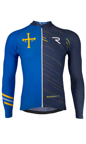 Maillot Largo ASTURIAS EDITION