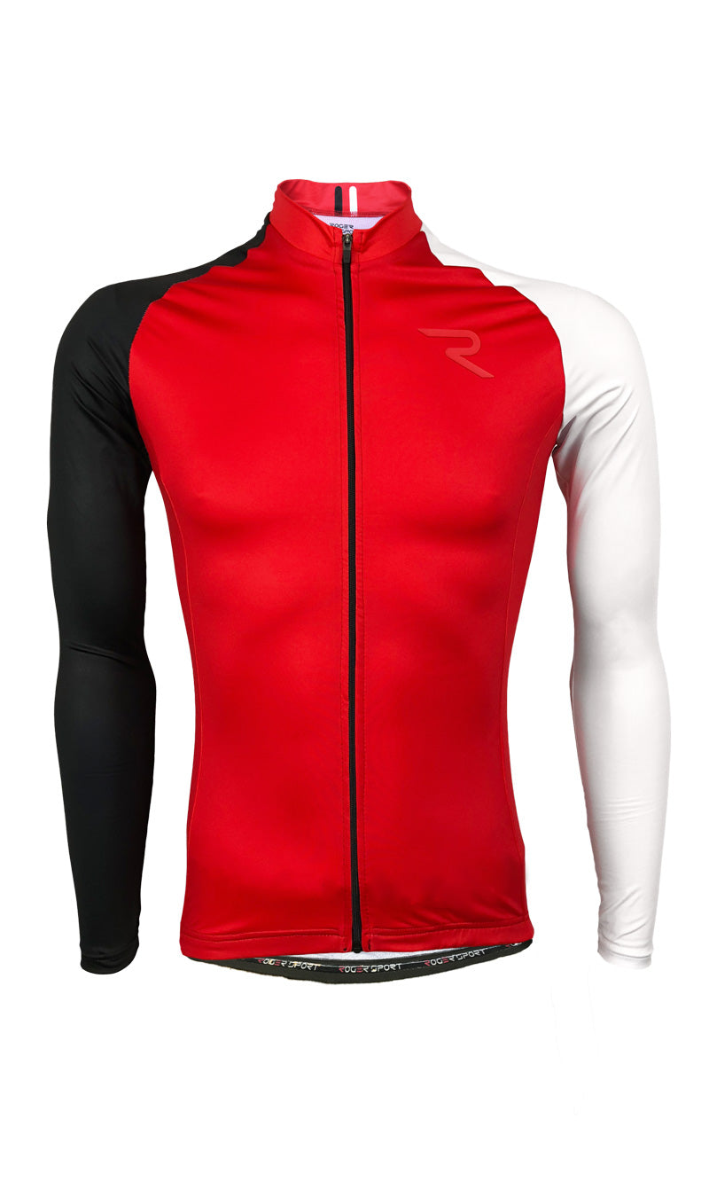 Maillot Largo S-PAD RED