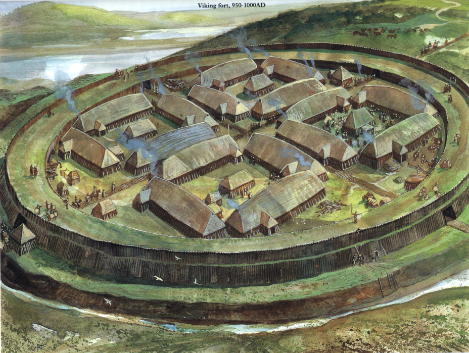 Borgring: the discovery of a Viking Age ring fortress