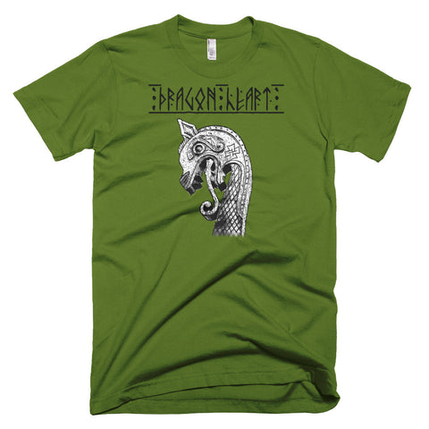 Dragonheart (Short sleeve men's t-shirt)