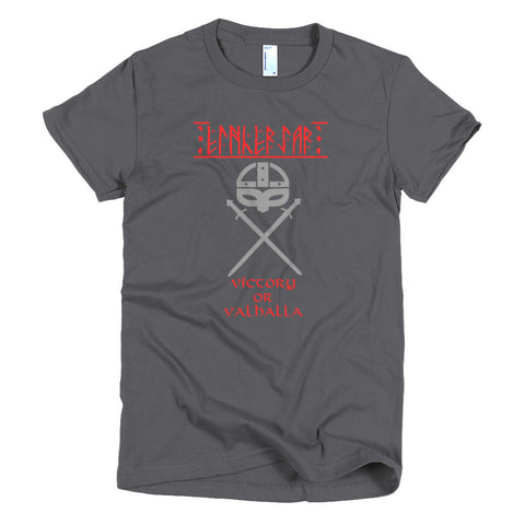 Einherjar (Short sleeve women's t-shirt)