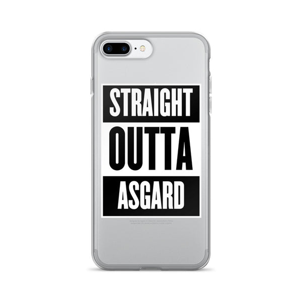 Straight Outta Asgard iPhone 7/7 Plus Case