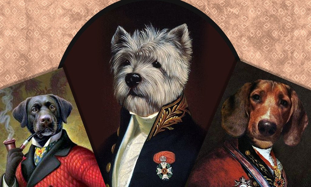 Choose Your Best Pet Portraits In UK