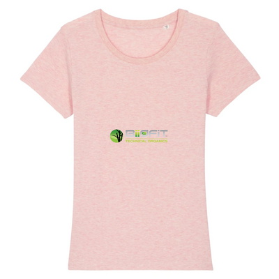 WOMEN T-SHIRT - 100% ORGANIC COTTON - EXPRESSER